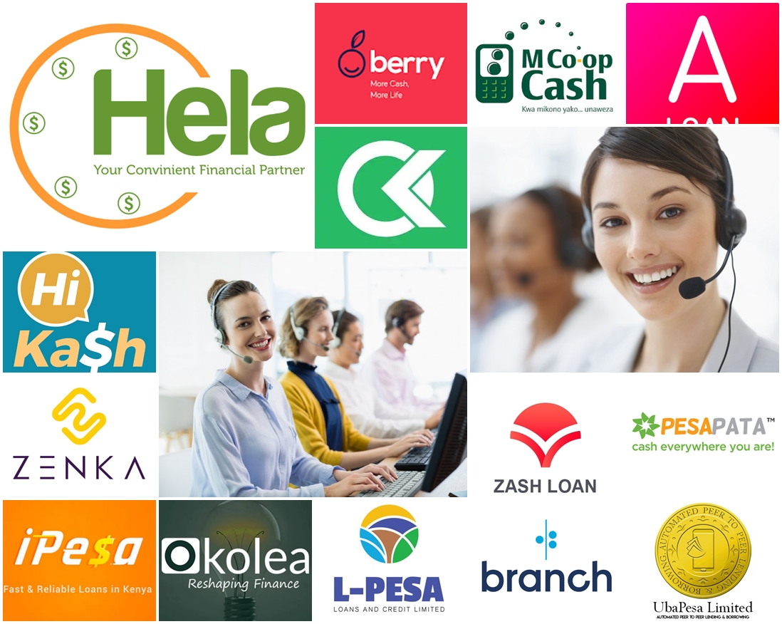 List Of All Mobile Lenders And Their Contacts