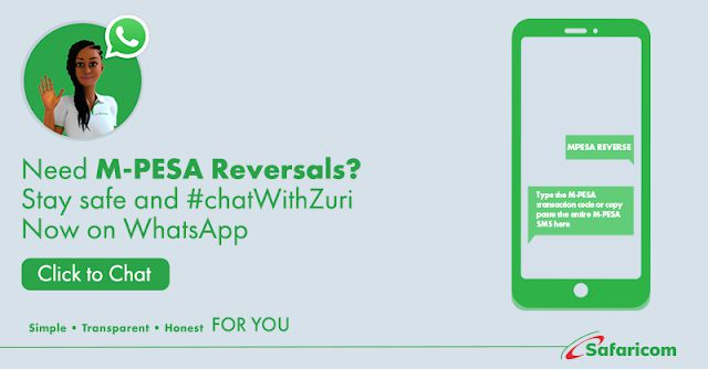 How To Reverse M-PESA Sent To Wrong Number
