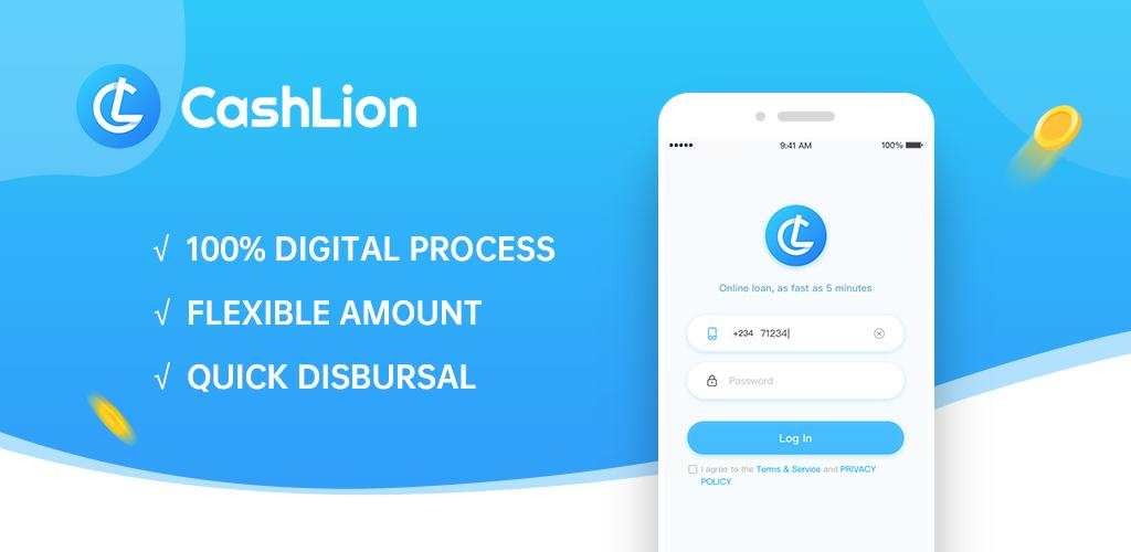 CashLion Loan App [2021]- How To Apply, Repay, Interest rate, Contacts.