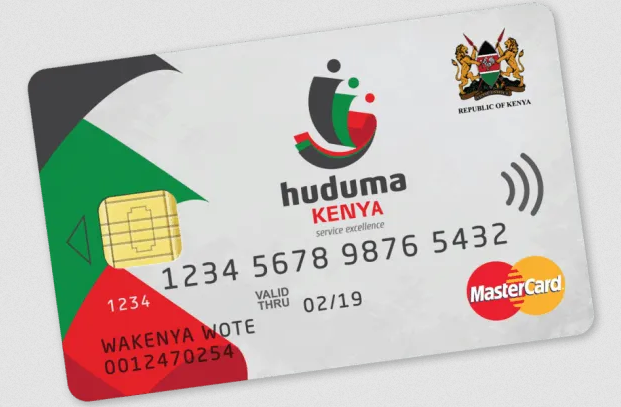 How To Know Whether Your Huduma Card Is Ready For Collection